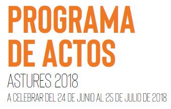 Programa de Actos 2018